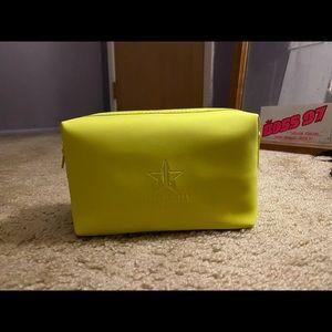 Jeffree Star Neon Makeup Bag